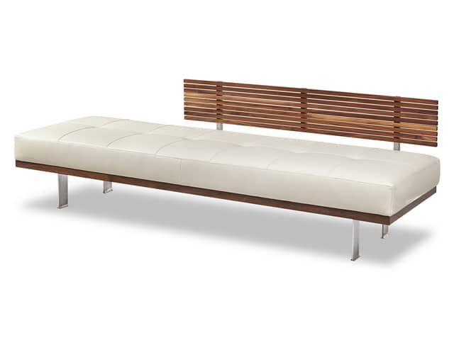 Knox-Settee-NaturalWalnut-Front