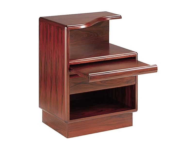 Prestigia Nightstand Curved Top Indoor Furniture