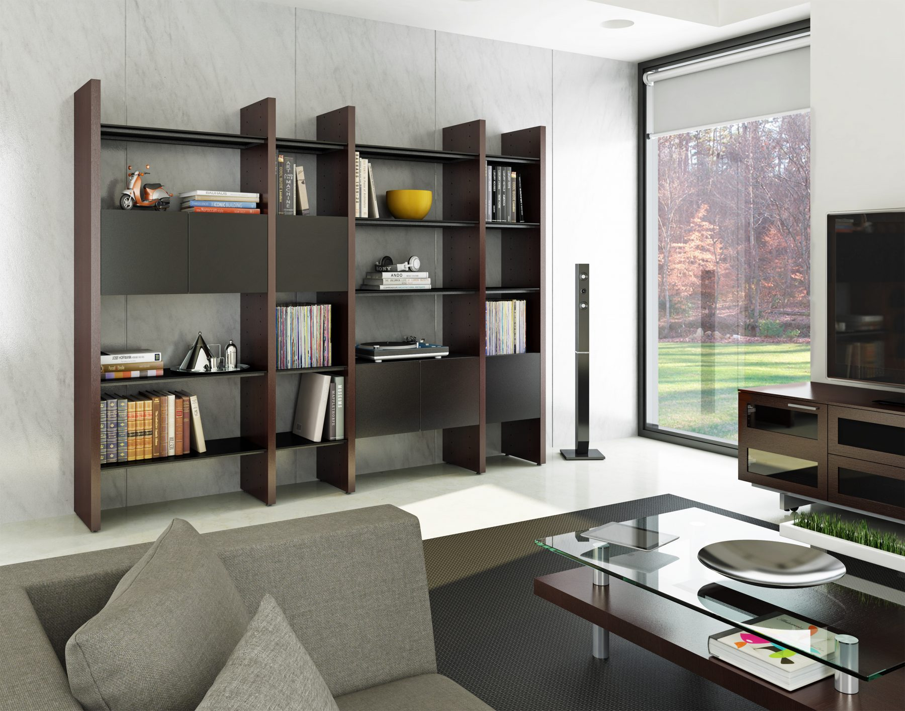 semblance-5404gb-bdi-espresso-modular-storage-system-lifestyle-1