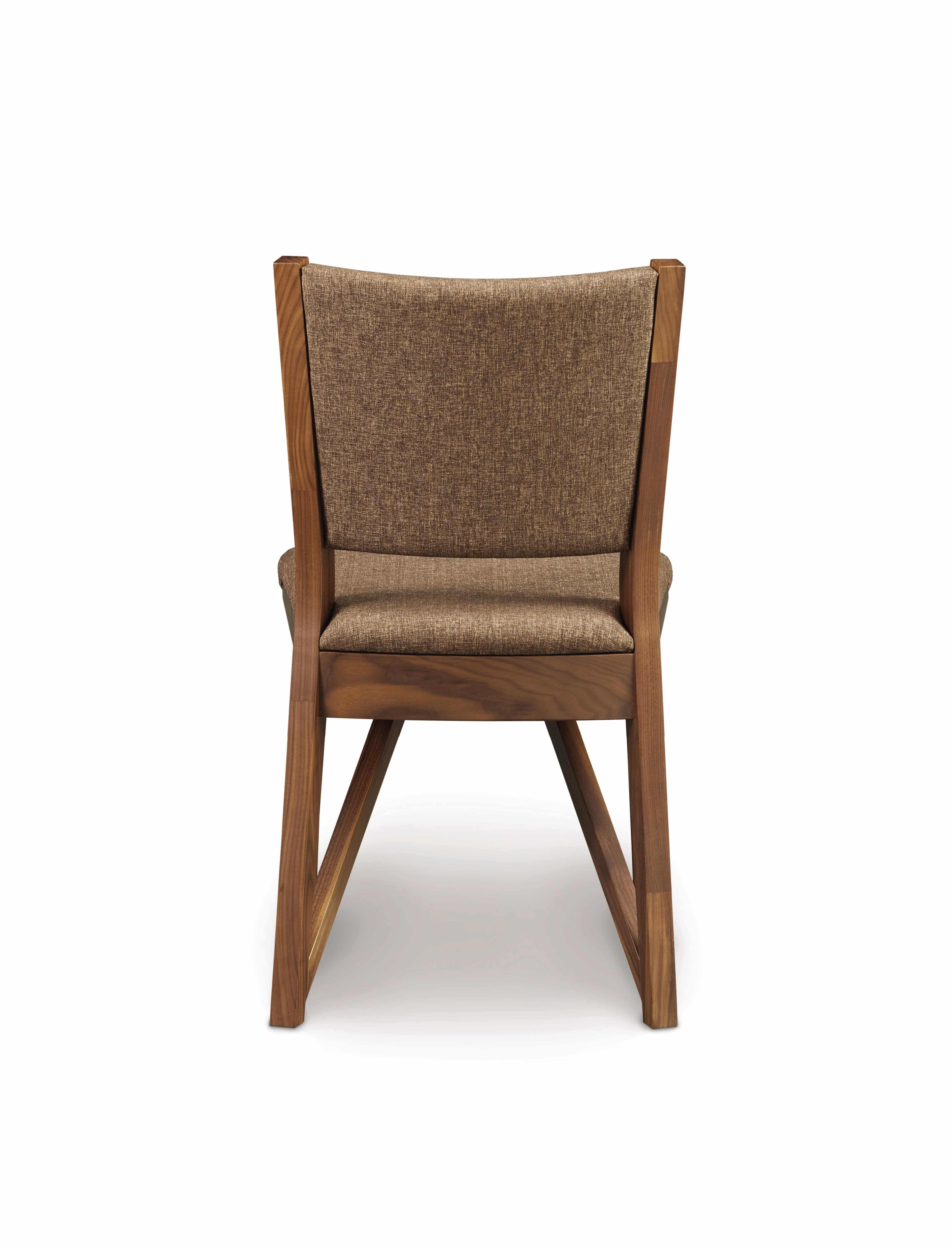 ExeterChairBackViewWalnut