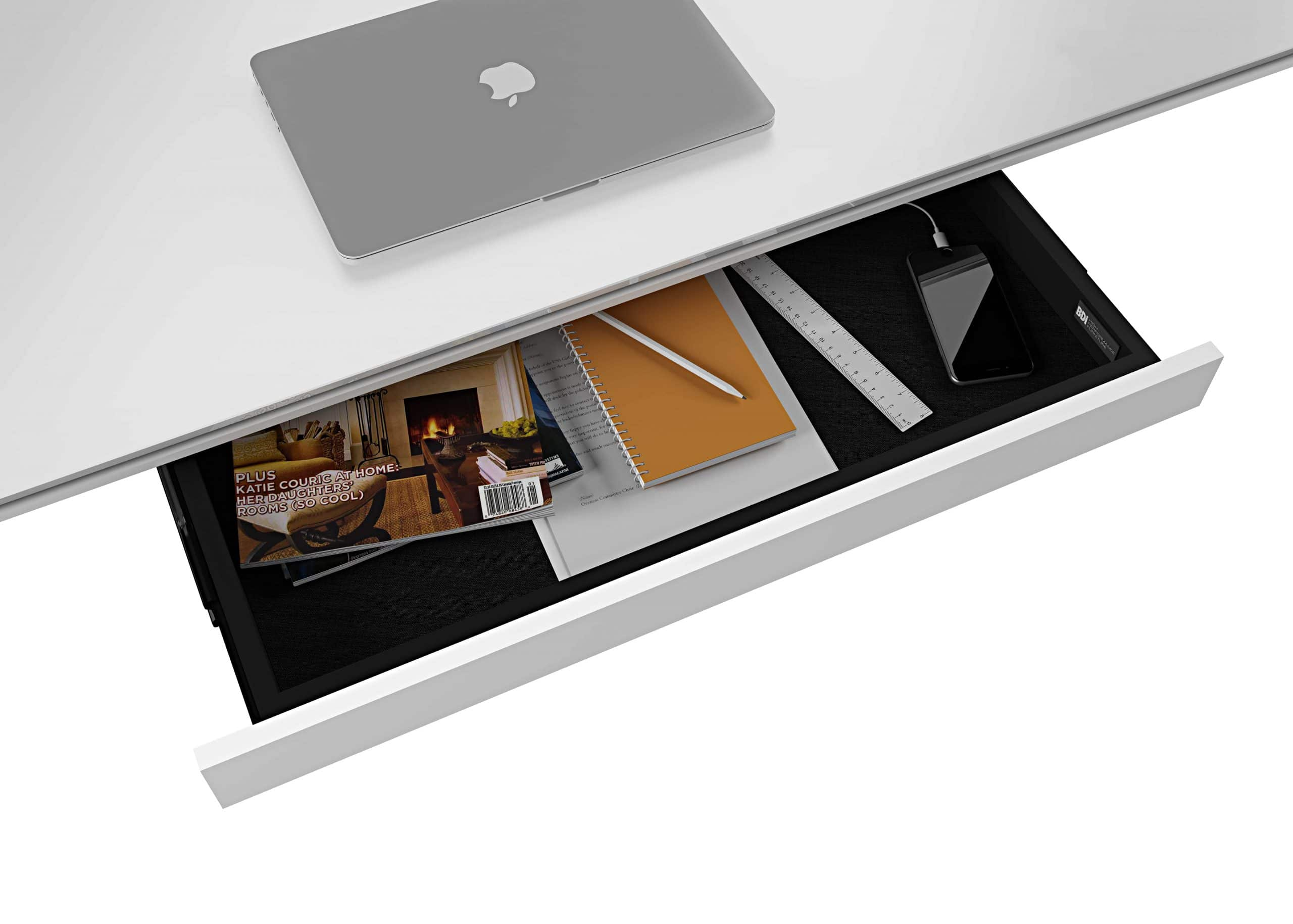 centro-office-6459-BDI-standing-desk-drawer-white-2