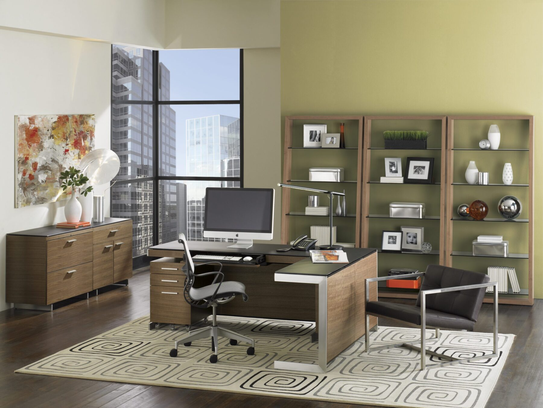 sequel-office-walnut-bdi-modular-office-furniture