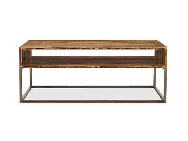 Coffee Table Solid Bamboo Newin