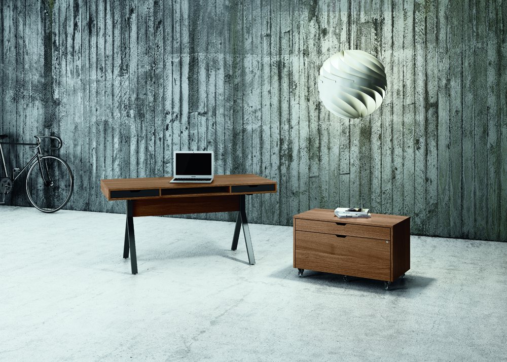 Modica_Office_modern_office_furniture_BDI_walnut_lineup_CMYK
