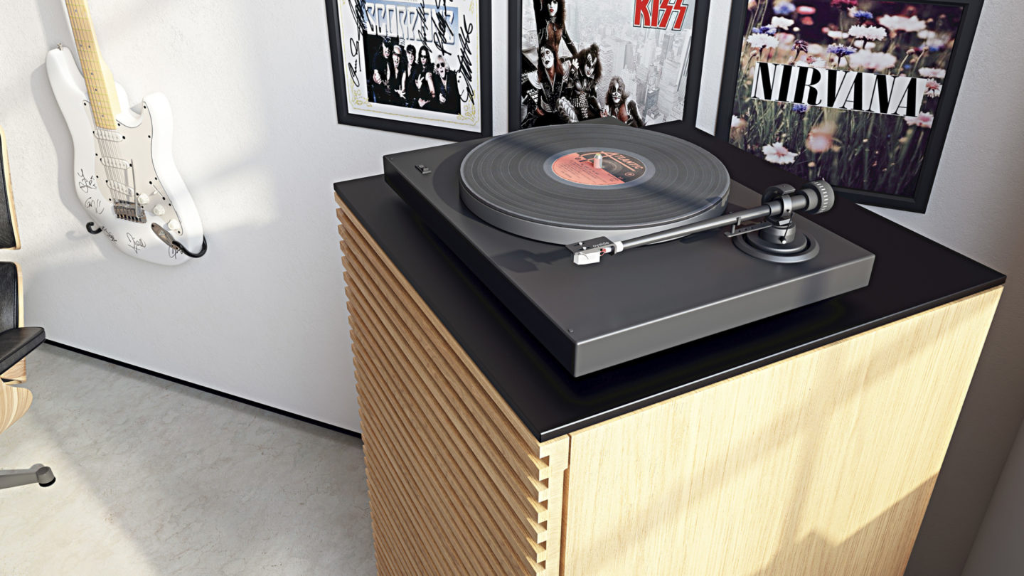 corridor-8172-audio-tower-BDI-furniture-for-a-turntable