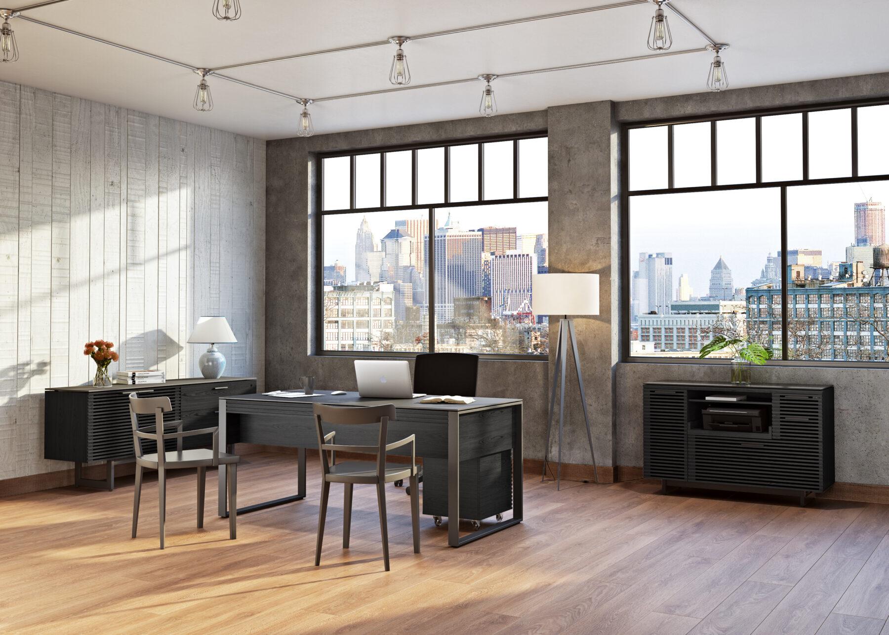 corridor-modern-office-collection-bdi-CRL-2
