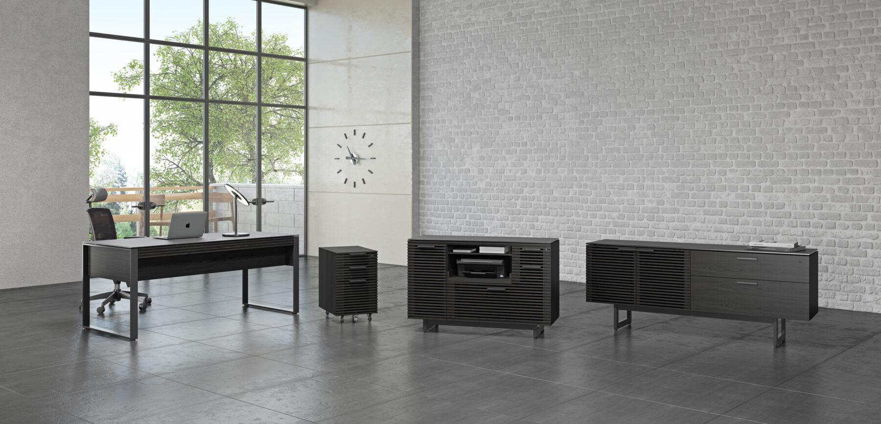 corridor-modern-office-collection-bdi-CRL-5