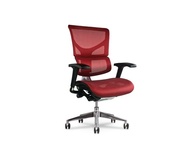 X2 w:o headrest red