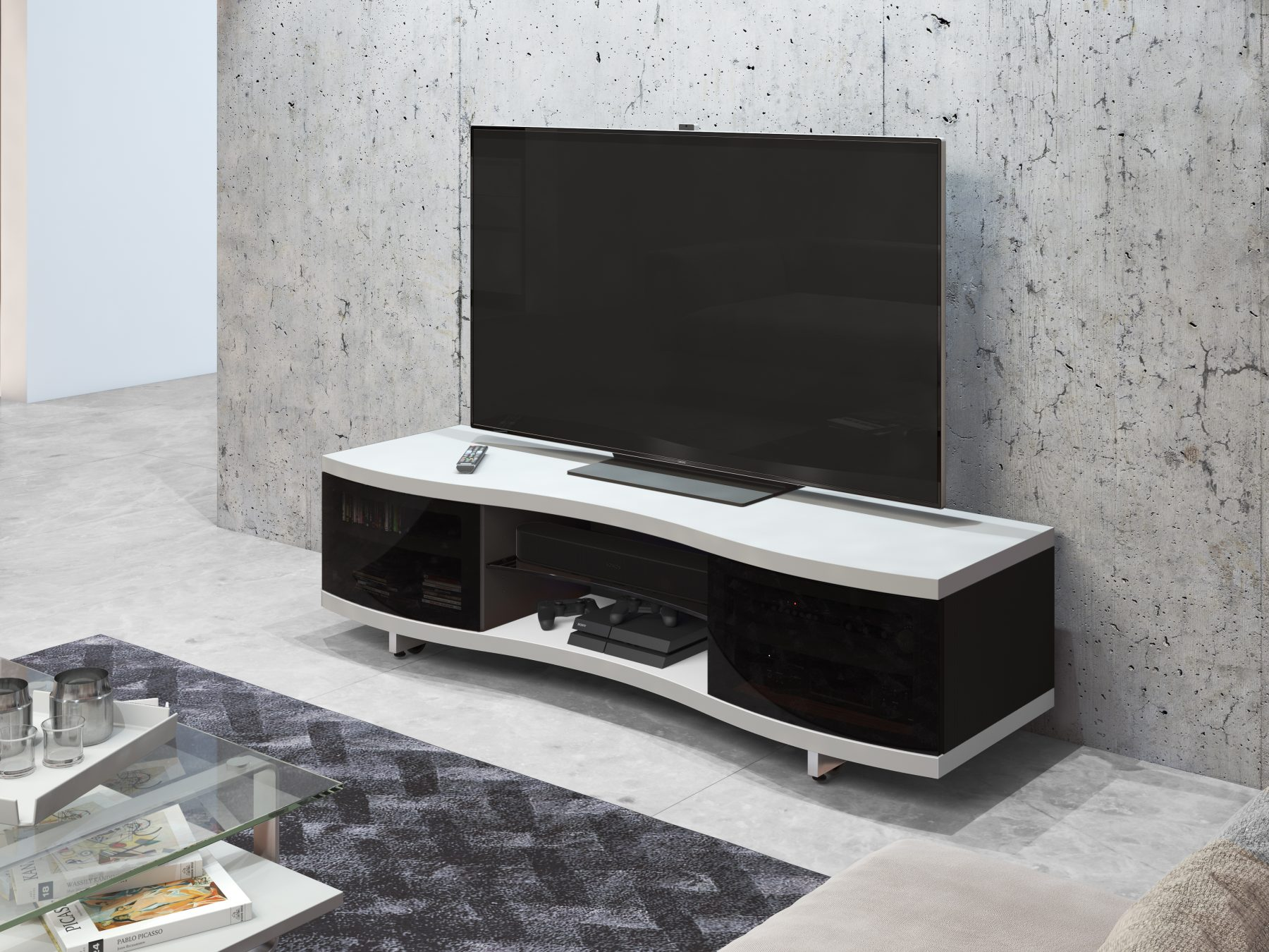 ola-8137-satin-white-bdi-modern-tv-cabinet-1