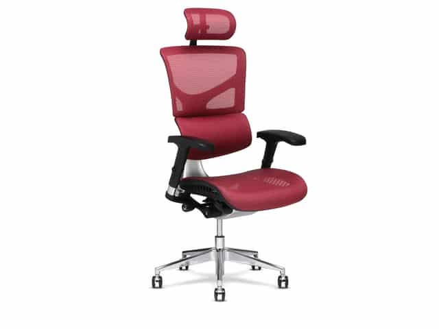 2020_XChair_x2_K_Sport_Red_Headrest_HMT_01_Front_Right_R1a